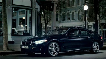 2014 BMW 4 Series Gran Coupe TV Spot, 'More to Admire' - Thumbnail 1