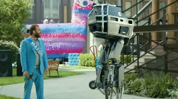 Bud Light TV Spot, 'Whatever, USA: Intergalactic Robot' - 98 commercial airings