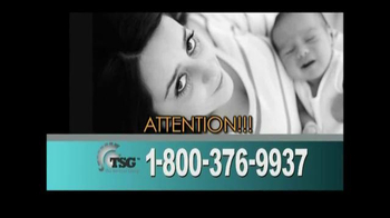 The Sentinel Group TV Spot, 'Birth Defects'