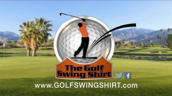 Golf Swing Shirt TV Spot, 'Connection is the Best' Ft. Padraig Harrington - Thumbnail 10