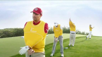 Golf Swing Shirt TV Spot, 'Connection is the Best' Ft. Padraig Harrington - Thumbnail 2