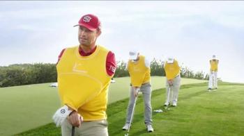 Golf Swing Shirt TV Spot, 'Connection is the Best' Ft. Padraig Harrington - Thumbnail 3