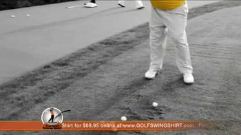 Golf Swing Shirt TV Spot, 'Connection is the Best' Ft. Padraig Harrington - Thumbnail 5