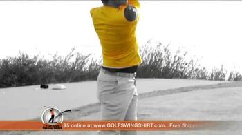 Golf Swing Shirt TV Spot, 'Connection is the Best' Ft. Padraig Harrington - Thumbnail 6