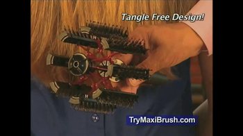 Maxi Brush TV Spot Featuring Elaine Hendrix - Thumbnail 5