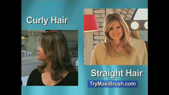Maxi Brush TV Spot Featuring Elaine Hendrix - Thumbnail 8