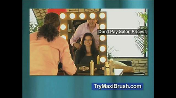 Maxi Brush TV Spot Featuring Elaine Hendrix - Thumbnail 9