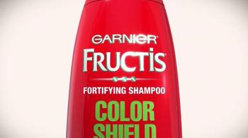 Garnier Fructis Color Shield Complete Defense TV Spot, 'Fight Back' - Thumbnail 3