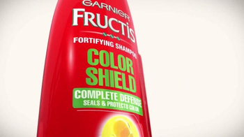 Garnier Fructis Color Shield Complete Defense TV Spot, 'Fight Back' - Thumbnail 8