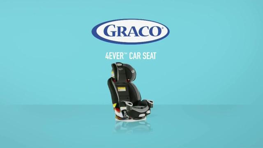 Graco 4Ever Car Seat TV Spot