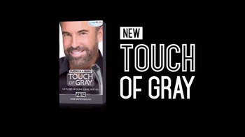 Just For Men Touch of Gray TV Spot - Thumbnail 4