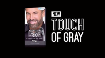 Just For Men Touch of Gray TV Spot - Thumbnail 5