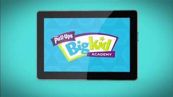 Huggies Pull-Ups TV Spot, 'Big Kid Academy' - Thumbnail 10