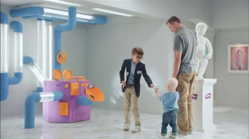 Huggies Pull-Ups TV Spot, 'Big Kid Academy' - 4585 commercial airings