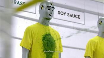 Clorox 2 TV Spot, 'Stain Test' - Thumbnail 5