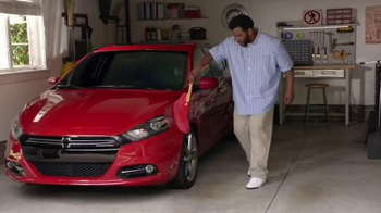 Dodge TV Spot, 'Don't Touch My Dart: Garage Door, Mmmm' Ft. Craig Robinson - Thumbnail 1