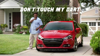Dodge TV Spot, 'Don't Touch My Dart: Garage Door, Mmmm' Ft. Craig Robinson - Thumbnail 10