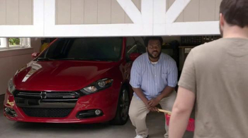 Dodge TV Spot, 'Don't Touch My Dart: Garage Door, Mmmm' Ft. Craig Robinson