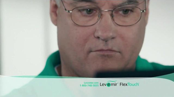 Novo Nordisk FlexPen TV Spot, 'Today' - Thumbnail 5