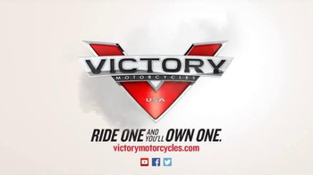 Victory Motorcycles Red Tag Rush Sales Event TV Spot, 'No Hesitation' - Thumbnail 10