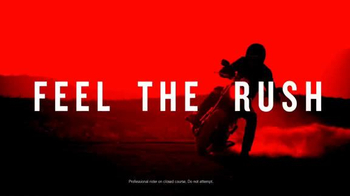 Victory Motorcycles Red Tag Rush Sales Event TV Spot, 'No Hesitation' - Thumbnail 2