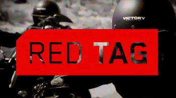Victory Motorcycles Red Tag Rush Sales Event TV Spot, 'No Hesitation' - Thumbnail 9