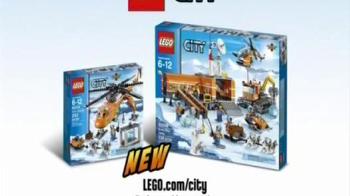 LEGO City Arctic Base TV Spot, 'Secrets of the Crystal' - Thumbnail 9