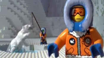 LEGO City Arctic Base TV Spot, 'Secrets of the Crystal'