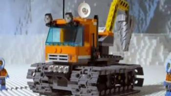 LEGO City Arctic Base TV Spot, 'Secrets of the Crystal' - Thumbnail 5