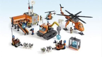 LEGO City Arctic Base TV Spot, 'Secrets of the Crystal' - Thumbnail 8