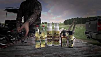 Top Secret Deer Scents TV Spot, 'Get Everything Just Right' - Thumbnail 5