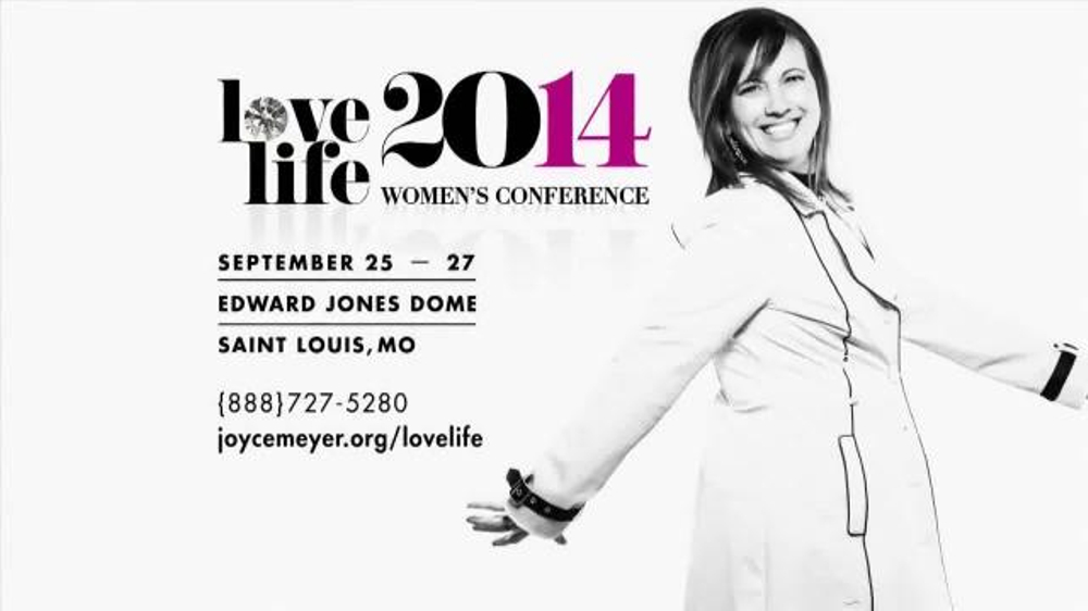 2014 Love Life Women's Conference TV Commercial, 'Meet Becca: Love Life 2014'