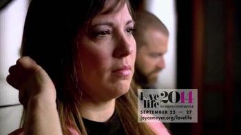 2014 Love Life Women's Conference TV Spot, 'Meet Becca: Love Life 2014' - Thumbnail 7