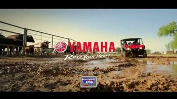 Yamaha Viking VI TV Spot, 'No Substitute' - Thumbnail 10