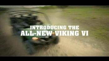 Yamaha Viking VI TV Spot, 'No Substitute' - Thumbnail 4