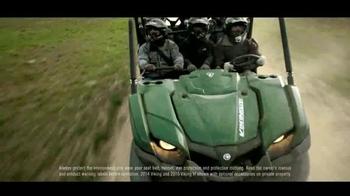 Yamaha Viking VI TV Spot, 'No Substitute' - Thumbnail 5