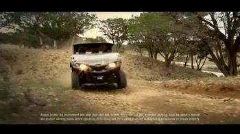 Yamaha Viking VI TV Spot, 'No Substitute' - Thumbnail 6