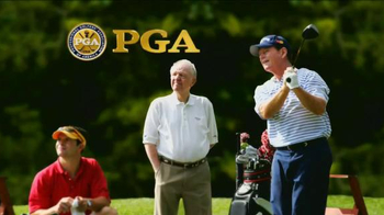 Professional Golf Association (PGA) TV Spot Featuring Tom Watson