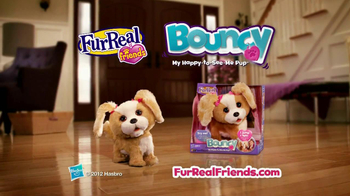 FurReal Friends TV Spot For Bouncy - 355 commercial airings