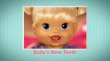 Hasbro TV Spot For Baby Alive: Baby's New Teeth - Thumbnail 3