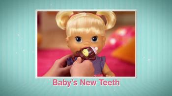 Hasbro TV Spot For Baby Alive: Baby's New Teeth - Thumbnail 4