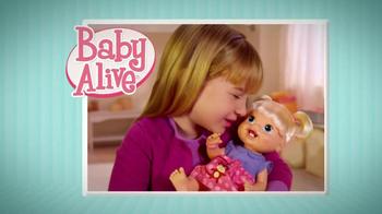 Hasbro TV Spot For Baby Alive: Baby's New Teeth - Thumbnail 8