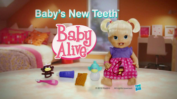 Baby Alive: Baby's New Teeth thumbnail
