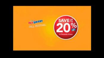 PetSmart TV Spot For Fall Festival Sunbeam Products - Thumbnail 4