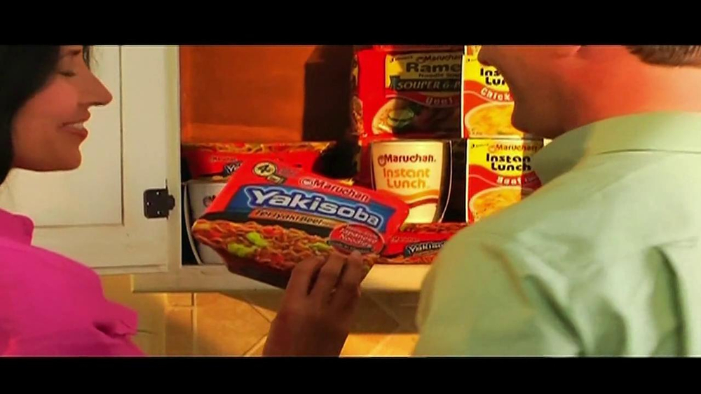 Maruchan TV Commercial For Family Together