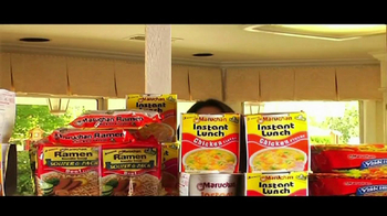 Maruchan TV Spot For Family Together - Thumbnail 1