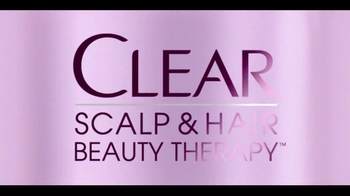 Clear Hair Care TV Spot For Scalp & Hair Beauty Therapy - Thumbnail 8