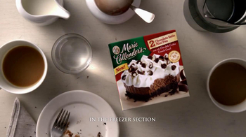 Marie Callender's Chocolate Satin Mini Pies TV Spot - Thumbnail 6