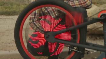Fuze TV Spot For Fuze Wheel Rider