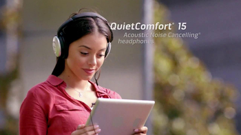 Bose QuietComfort 15 TV Spot, 'Band' - 565 commercial airings